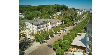 Luxusurlaub - Ostseebad Sellin - Romantik ROEWERS Privathotel