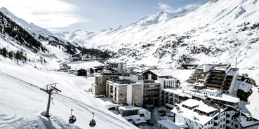 Luxusurlaub - Obergurgl - The Crystal Lifestylehotel