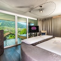 Preidlhof Luxury DolceVita Resort Zimmerkategorien Single Suite Blue Love