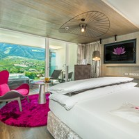 Preidlhof Luxury DolceVita Resort Zimmerkategorien Romantic Suite Love