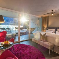 Preidlhof Luxury DolceVita Resort Zimmerkategorien Suite Romantic Garden