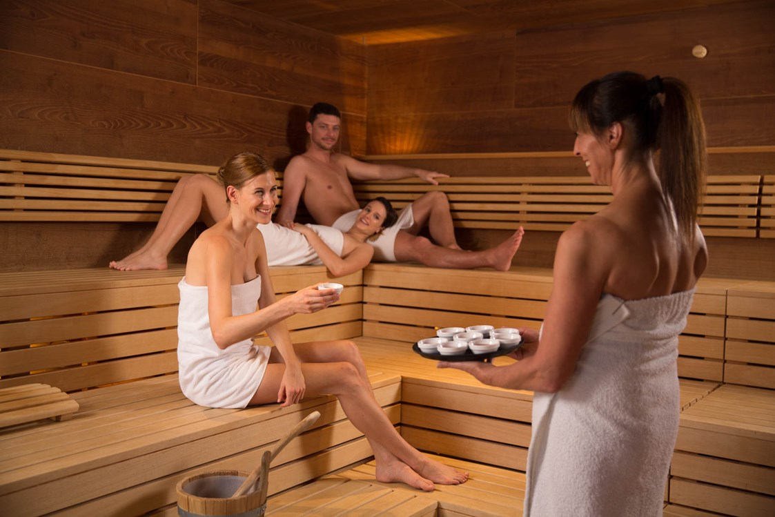 Luxushotel: Sauna - AVITA Resort****Superior