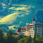 Luxushotel - Gstaad Palace