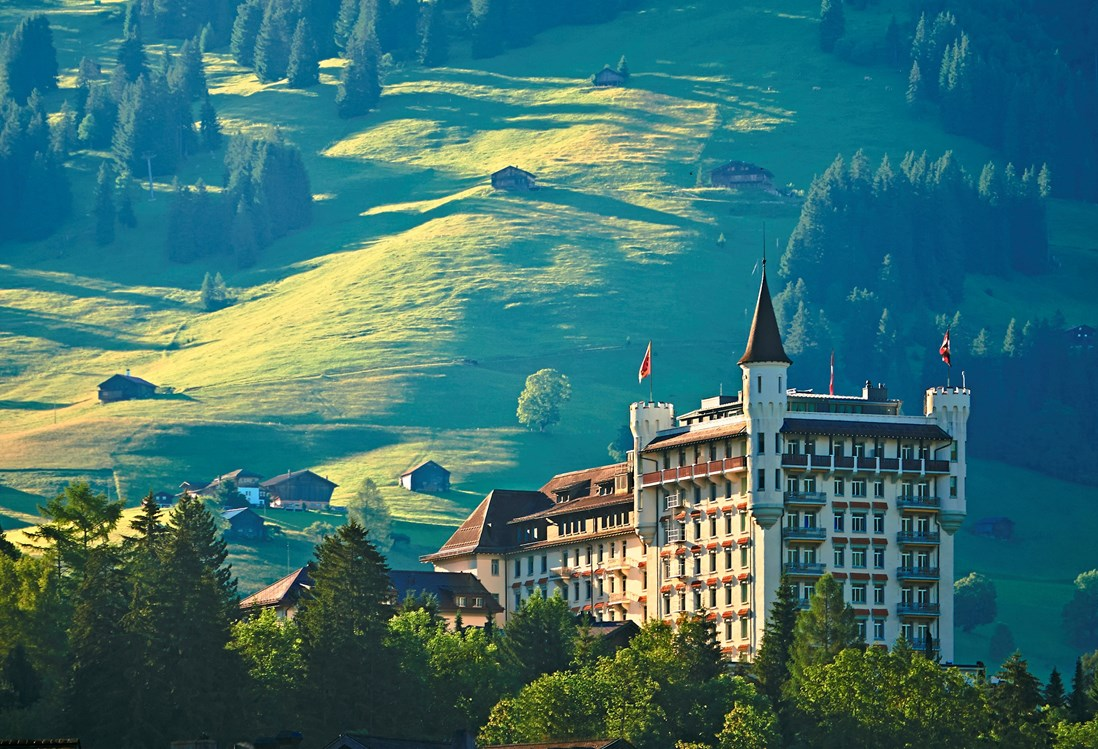 Luxushotel: Gstaad Palace