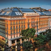 Luxushotel - Grand Hotel Wien