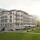 Luxushotel - Waldhaus Flims Wellness Resort