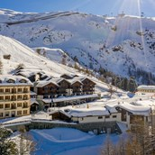 Luxushotel - Riffelalp Resort 2222 m