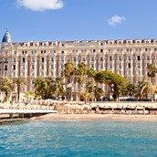 Luxushotel - InterContinental Carlton Cannes