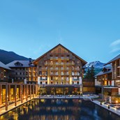 Luxushotel - The Chedi Andermatt