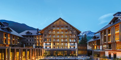 The Chedi Andermatt Luxushotel In Schweiz