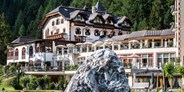 Luxusurlaub - Wellnessbereich - Hotel Post Sulden